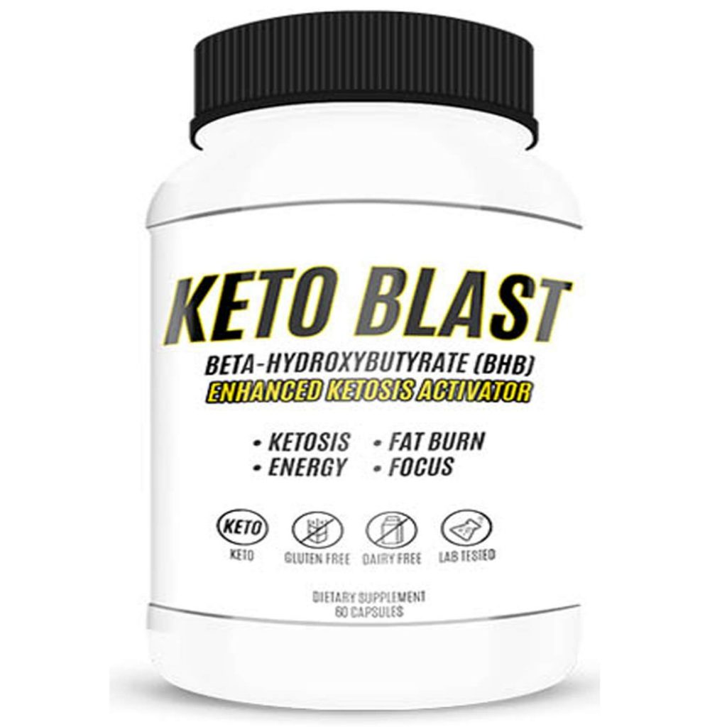 keto-blast-single-bottle